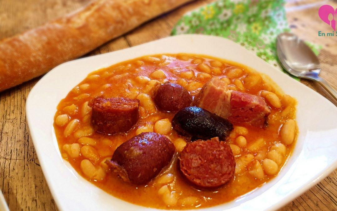 Auténtica Fabada Asturiana Tradicional En Mi Salsa
