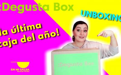 CONTENIDO DEGUSTABOX DICIEMBRE 2020
